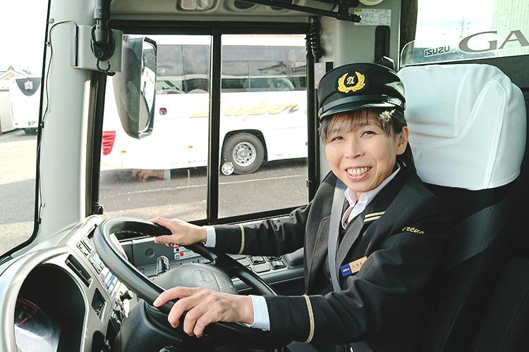 女性運転手募集